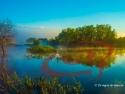 Dimineata pe lac