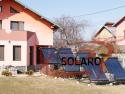 Montaj panouri solare presurizate