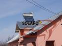 Panou solar nepresurizat montaj