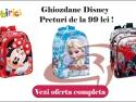 Ghiozdane Disney
