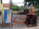 Cazan Tuica 200 litri cu Incarcare si Golire