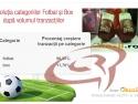 Evolutia tranzactiilor in categoriile Fotbal si Box
