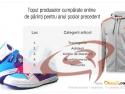 Romania - Topul produselor cumparate online de parinti pentru inceput de scoala