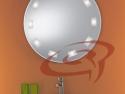 Oglinda iluminata Mirror