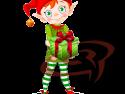 Elf cadou