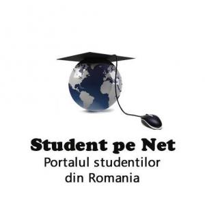 Student pe Net