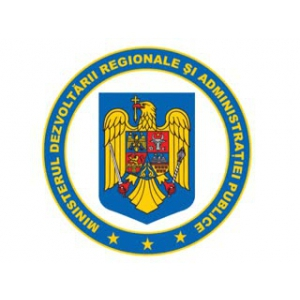Ministerul Dezvoltării Regionale şi Administratiei Publice