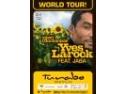 Yves Larock la Turabo Society Club, vineri 3 octombrie