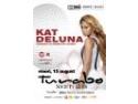 Kat Deluna la Turabo Society Club, vineri 15 august