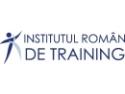 Institutul Roman de Training organizeaza un nou curs pentru formatori