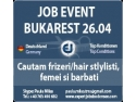 JOB EVENT BUCURESTI
