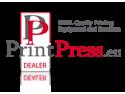 Lansare platforma de tranzactionare utilaje tipografice