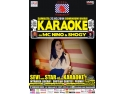 Sambata 22.03 | KARAOKE STAR PARTY cu MC NiNO & Shogy @ Dominium Unirii