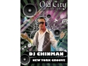 DJ Chinman - New York City Groove la Old City