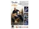 FENDER Guitar & Amp RoadShow 2010