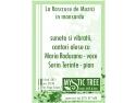 La Rascruce de Muzici - concert live Maria Raducanu (voce) si Sorin Terinte (pian)