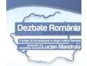 Concurs - Dezbate Romania-prima conferinta