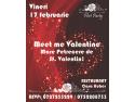 Meet me Valentine - petrecere pentru cei single