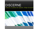 DISCERNE.wordpress.com, după 2 ani: > 84.000 hits, > 150 de abonaţi, > 200 de post-uri, pentru tine