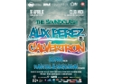 [16 APR] ALIX PEREZ & CALVERTRON @ MIDI CLUJ