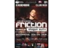 [8 NOI] DJ FRICTION @ Club MIDI Cluj-Napoca