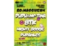 [12 IUN] RO:MASSIVE#4 - DUDU&MC TINA , BTK, BOOGIE, DUDAWLES @ MIDI Cluj