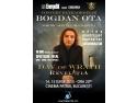Compozitorul si pianistul Bogdan Ota in concert la Bucuresti - 14, 15 iunie, Cinema Patria