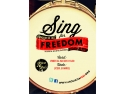 Jazz Concert Sing for FREEdom