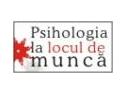 Psihologia la locul de munca