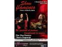 Concert incendiar de flamenco pe 1 decembrie 2012 la Radisson Blu Hotel Bucuresti