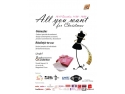 O invitatie la rasfat si cumparaturi -All You Want for Christmas - 18-19 decembrie