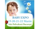 BABY EXPO, cea mai mare sarbatoare a Gravidelor si a Bebelusilor