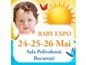 BABY EXPO, cea mai mare sarbatoare a Gravidelor si a Bebelusilor din Romania !