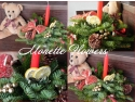 Workshop Aranjament Floral de Craciun