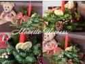 Workshop Aranjament Floral de Craciun