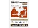 CAFE BAILABLE - concert de tango argentinian la bandoneon si acordeon