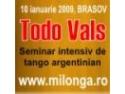 Seminar intensiv de tango argentinian - Todo Vals