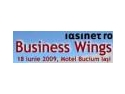 Business Wings - Mai aproape de mediul business international!
