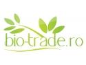 -15% reducre la orice comanda online pe Bio-Trade.ro