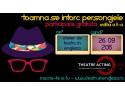 Toamna se intorc personajele – atelier de teatru in engleza | Editia a II-a