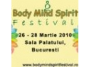 BODY MIND SPIRIT FESTIVAL
