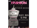 FASHION FRIDAYS la River Deck