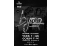 byron lanseaza DVD-ul Live Underground la Constanta pe 11 mai