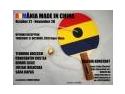 Romania made in China@Galeria Konstant.ro
