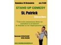 Stand Up Comedy Duminica 28 Octombrie Bucuresti St. Patrick Centrul Vechi