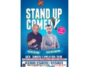 Stand-Up Comedy Bucuresti Sambata 2 Aprilie