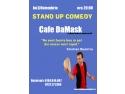 Stand Up Comedy Bucuresti Joi 8 Noiembrie Caffe Damask