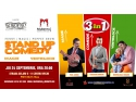 STAND-UP COMEDY, MAGIE SI VENTRILOCIE JOI BUCURESTI 24 SEPTEMBRIE