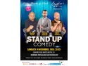 Stand-Up Comedy Sambata 14 Noiembrie bucuresti