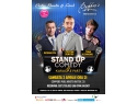 Stand-Up Comedy sambata 2 Aprilie Bucuresti